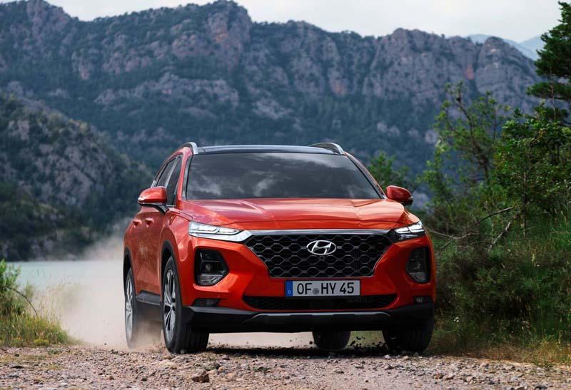 Hyundai Santa Fe 2018 2.2 CRDI 4x4 AT Style, prueba a fondo