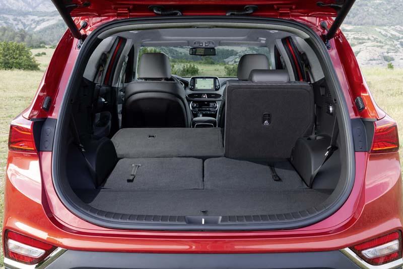 Foto Ineriores Hyundai Santa Fe Suv Todocamino 2018