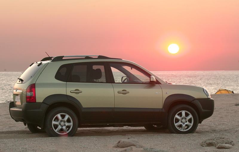 Foto Perfil Hyundai Tucson Suv