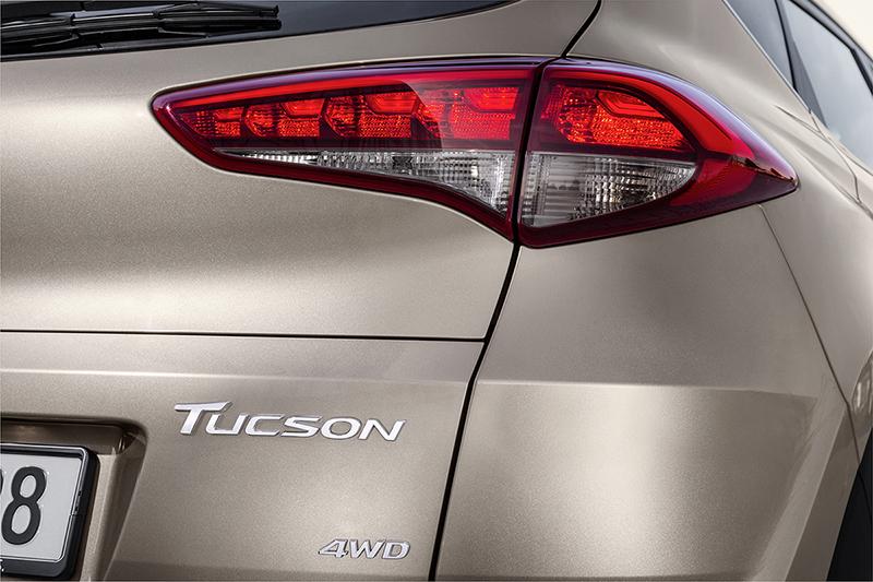 Foto Detalles Hyundai Tucson Suv Todocamino 2015
