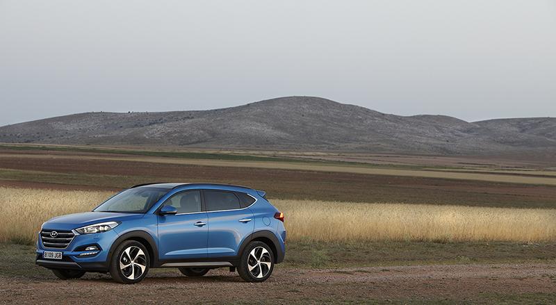 Foto Exteriores Hyundai Tucson Suv Todocamino 2015