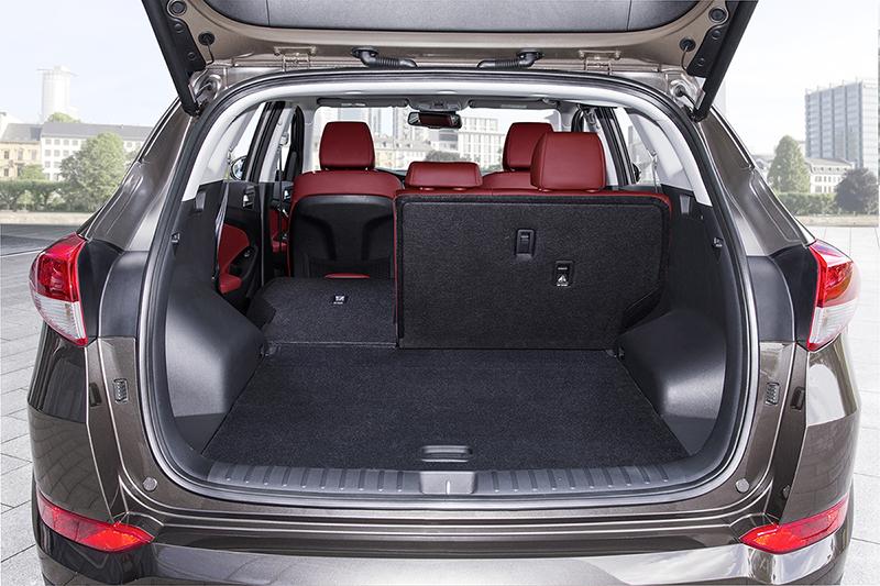 Foto Interiores Hyundai Tucson Suv Todocamino 2015