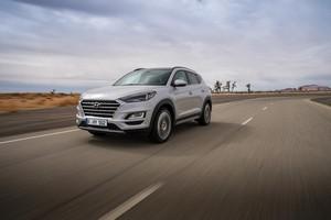 Foto Delantera Hyundai Tucson Suv Todocamino 2018
