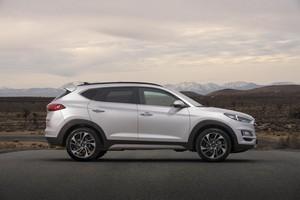 Foto Exteriores 1 Hyundai Tucson Suv Todocamino 2018