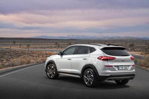 Foto Exteriores 2 Hyundai Tucson Suv Todocamino 2018