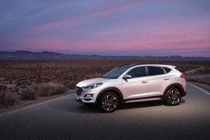 Foto Exteriores 4 Hyundai Tucson Suv Todocamino 2018