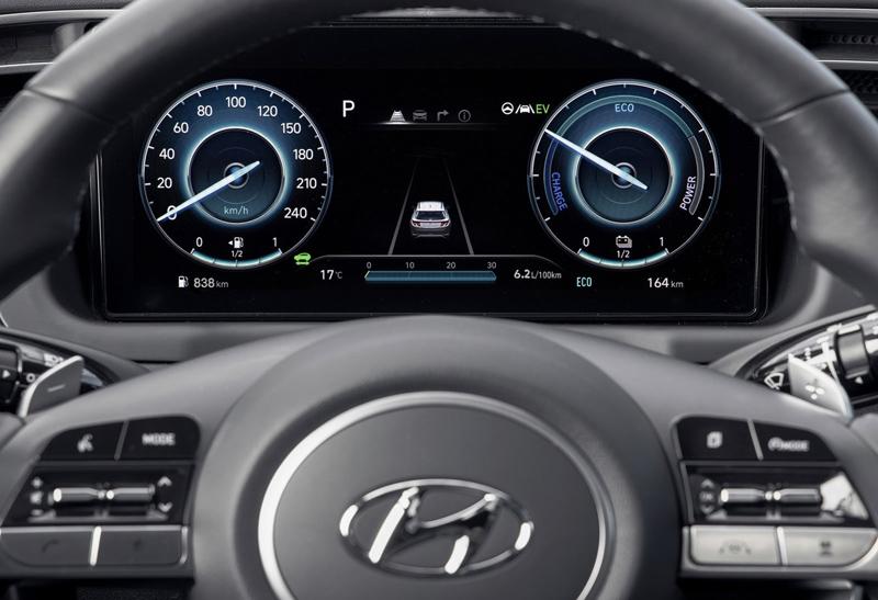 Foto Detalles Hyundai Tucson Suv Todocamino 2021