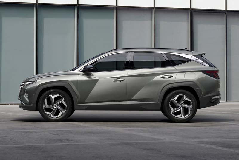 Foto Exteriores Hyundai Tucson Suv Todocamino 2021