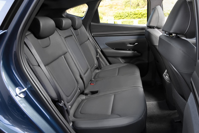 Foto Interiores Hyundai Tucson Suv Todocamino 2021