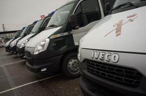 Iveco Daily Guardia Civil 2012