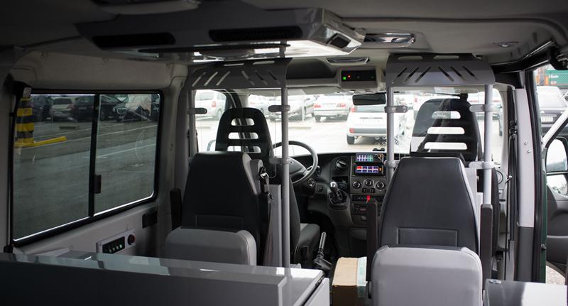 Iveco Daily Guardia Civil 2012