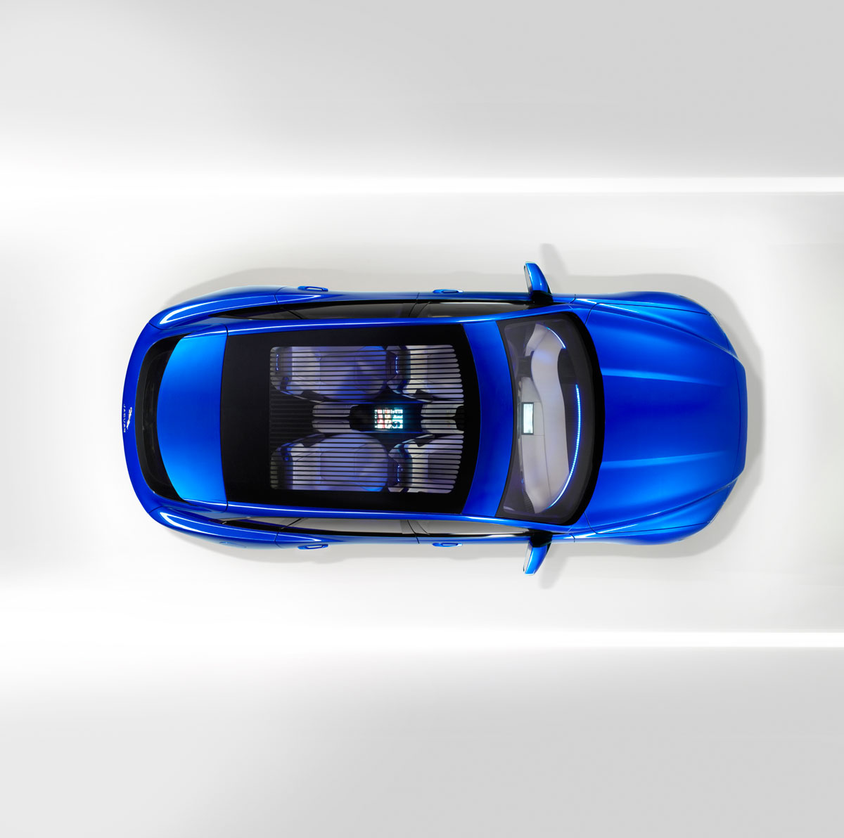Fondo Pantalla Jaguar Cx17 Concept 2013 Exteriores