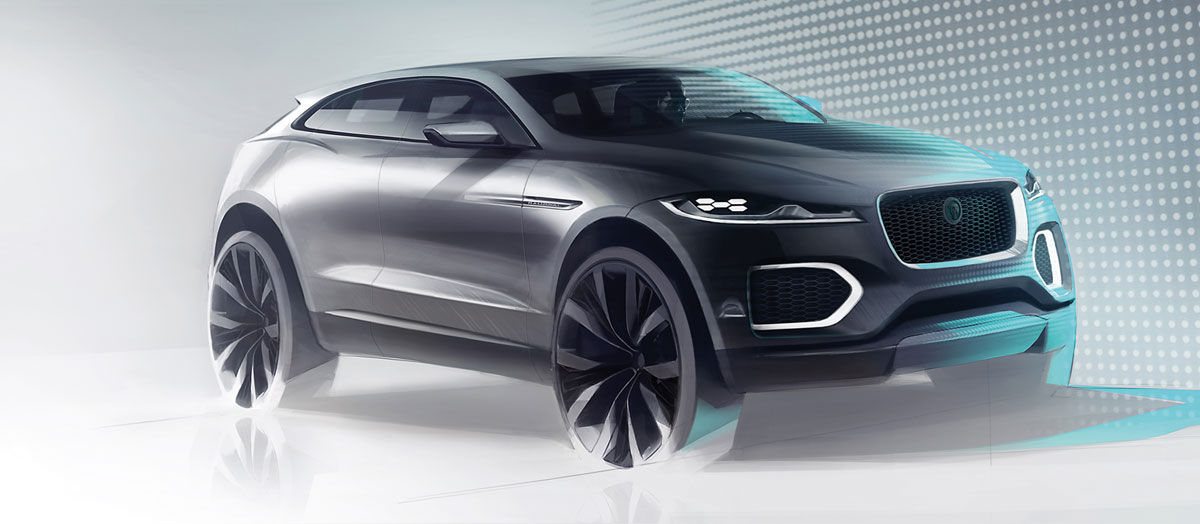Fondo Pantalla Jaguar Cx17 Concept 2013 Tecnicas (2)