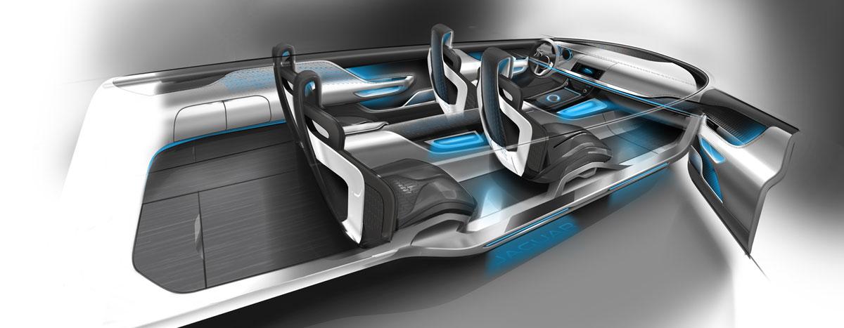 Fondo Pantalla Jaguar Cx17 Concept 2013 Tecnicas (7)