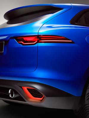 Foto Detalles (12) Jaguar Cx17 Concept 2013