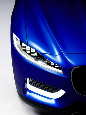 Foto Detalles (13) Jaguar Cx17 Concept 2013