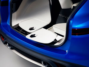 Foto Detalles (2) Jaguar Cx17 Concept 2013