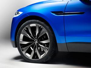 Foto Detalles (5) Jaguar Cx17 Concept 2013