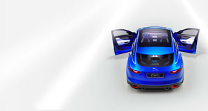 Foto Exteriores (2) Jaguar Cx17 Concept 2013