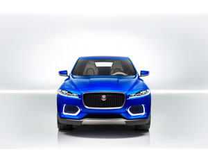 Foto Exteriores (3) Jaguar Cx17 Concept 2013