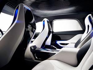 Foto Interiores (2) Jaguar Cx17 Concept 2013