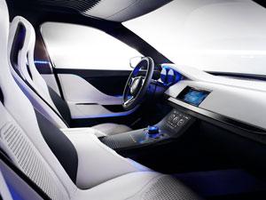 Foto Interiores (3) Jaguar Cx17 Concept 2013
