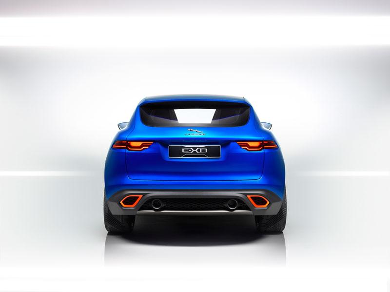 Foto Exteriores Jaguar Cx17 Concept 2013