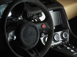 Foto Interiores Jaguar Cx75 Cupe 2013