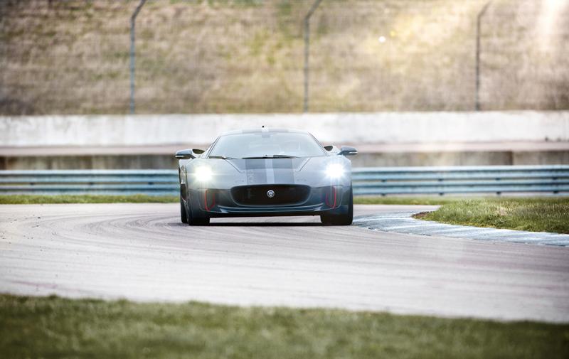 Foto Exteriores Jaguar Cx75 Cupe 2013