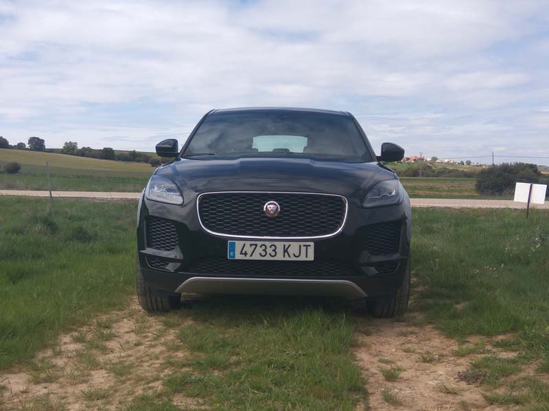 Foto Exteriores Jaguar E Pace Suv Todocamino 2017