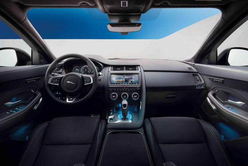 Jaguar E-Pace D180 Auto S AWD, foto salpicadero