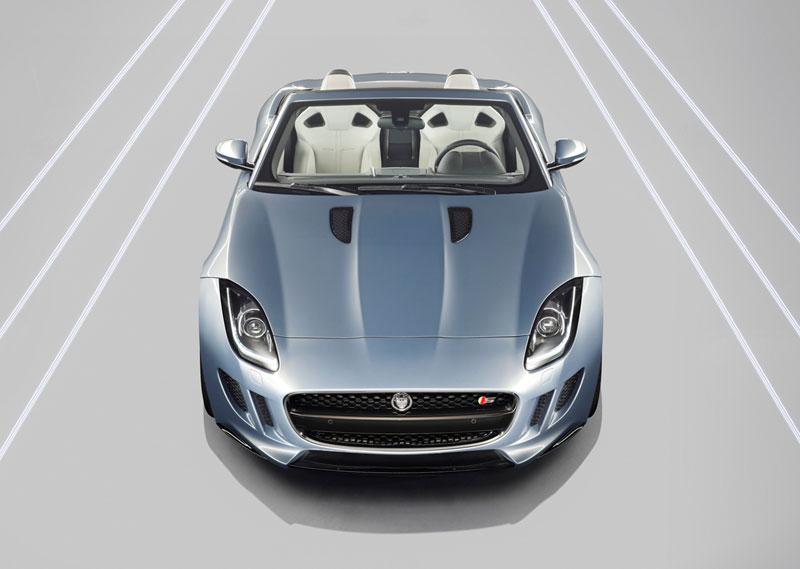 Foto Exteriores Jaguar F Type Descapotable 2012