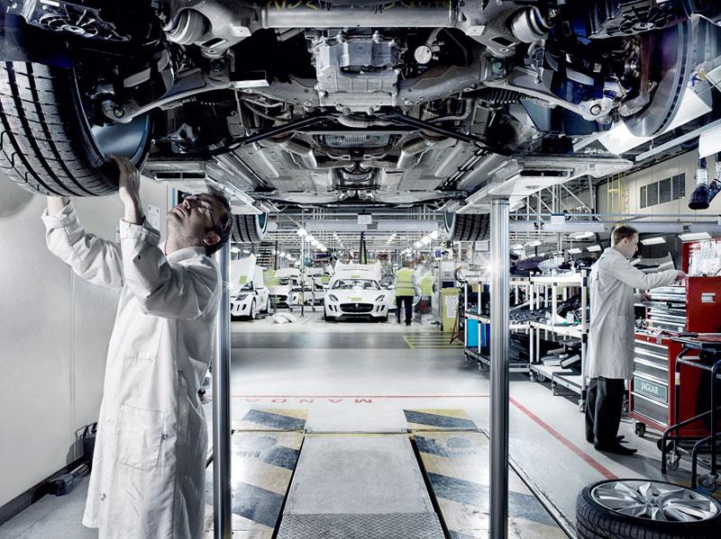 Foto Tecnicas Jaguar F Type Descapotable 2012