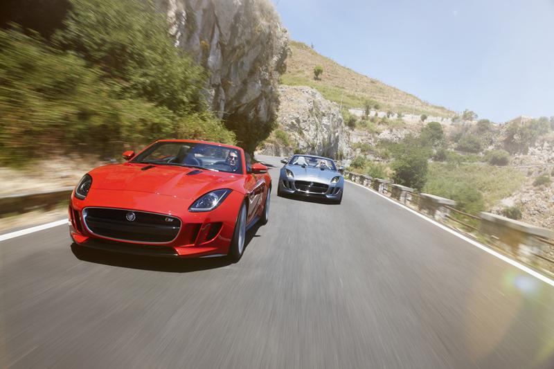 Nuevo Jaguar F-Type 2012
