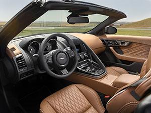 Foto Interiores (1) Jaguar F-type-svr Cupe 2016