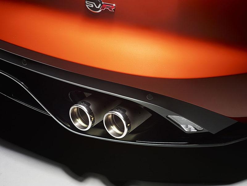 Foto Detalles Jaguar F Type Svr Cupe 2016