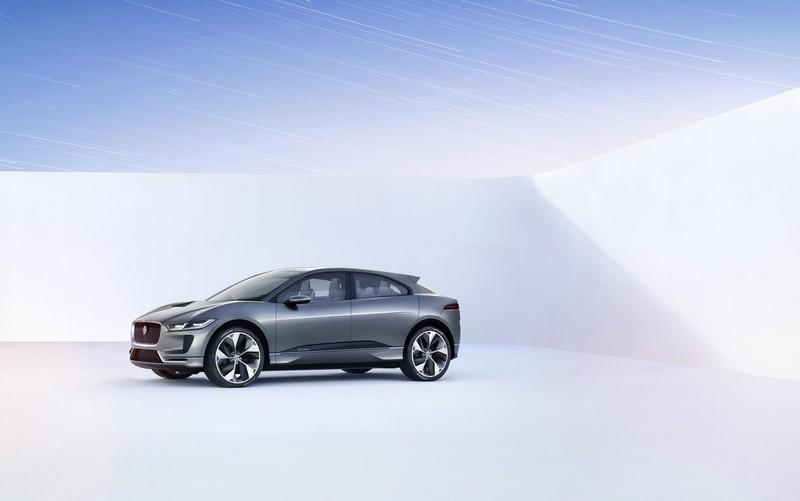 Foto Exteriores Jaguar I-pace Concept 2016