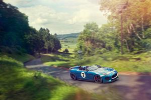 Foto Exteriores (12) Jaguar Project-7 Descapotable 2013