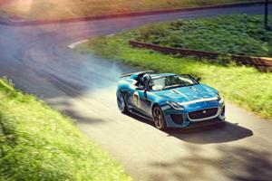 Foto Exteriores (13) Jaguar Project-7 Descapotable 2013
