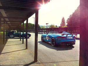 Foto Exteriores (2) Jaguar Project-7 Descapotable 2013