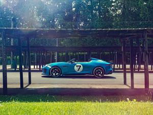 Foto Exteriores (4) Jaguar Project-7 Descapotable 2013
