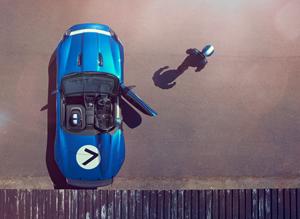 Foto Exteriores (5) Jaguar Project-7 Descapotable 2013