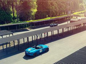 Foto Exteriores (6) Jaguar Project-7 Descapotable 2013