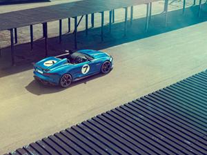 Foto Exteriores (8) Jaguar Project-7 Descapotable 2013