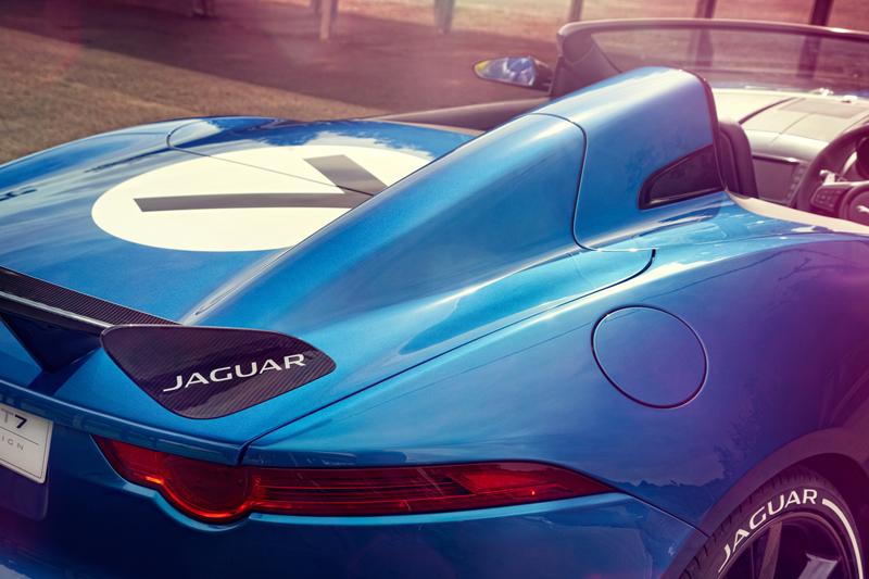Foto Detalles Jaguar Project 7 Descapotable 2013