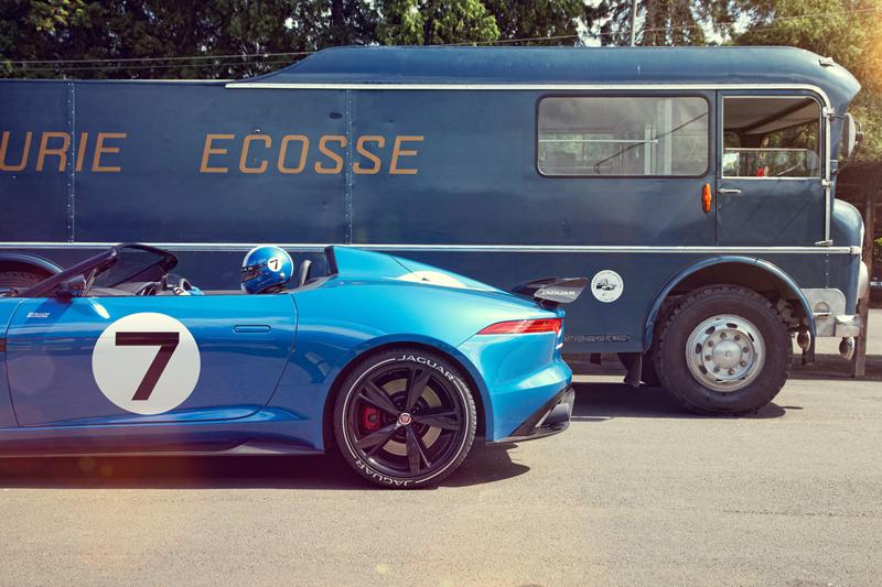 Foto Exteriores (10) Jaguar Project-7 Descapotable 2013