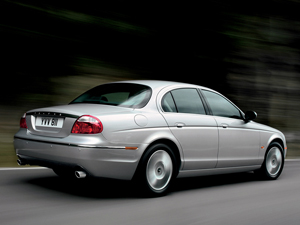 Foto jaguar s-type 2008