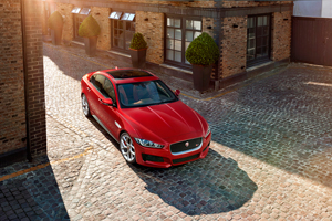 Foto Exteriores (8) Jaguar Xe Berlina 2014