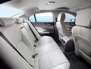galeria de fotos jaguar xe 2014 - interiores