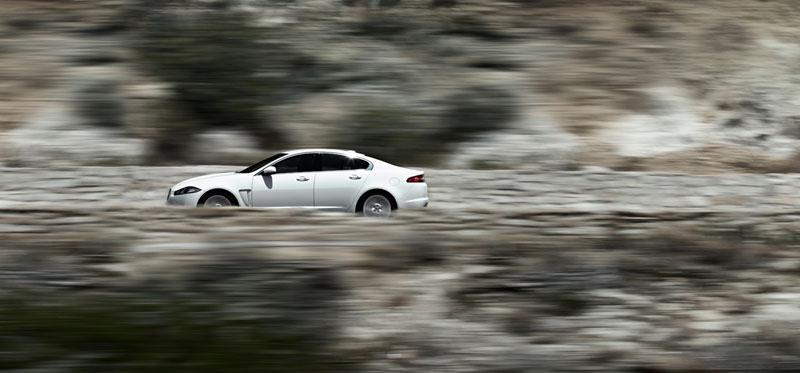 Foto Exteriores Jaguar Xf Berlina 2012
